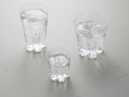 Sakurasaku Designer Tumbler Glass
