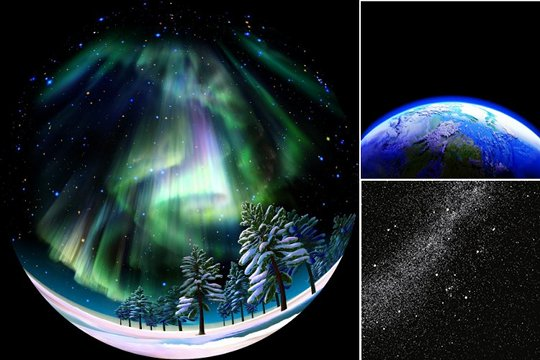Homestar Earth Theater Home Planetarium by Sega Toys