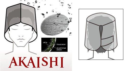 Akaishi Men's Alumi Head Spa