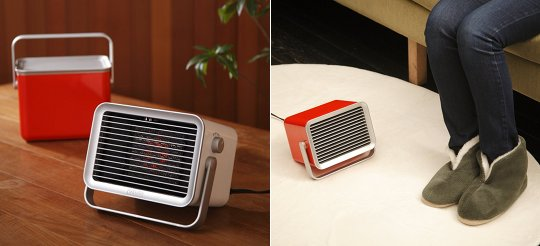 Bruno Bucket Heater Fan