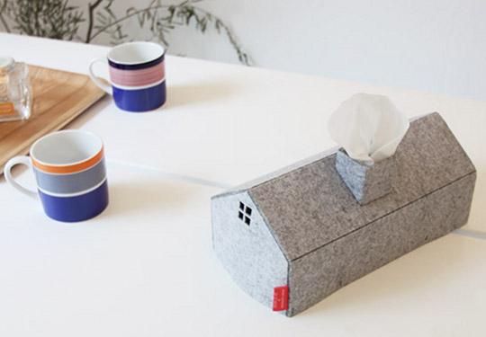 House Tissue Case