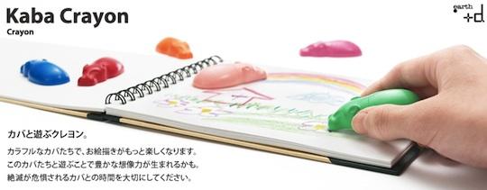 Kaba Crayons