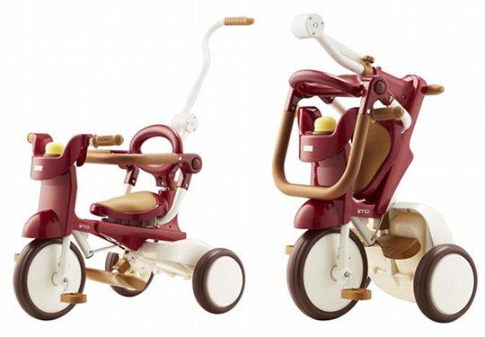 iimo Folding Tricycle for Kids