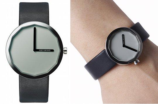 Issey Miyake Twelve Watch Silver & Gray