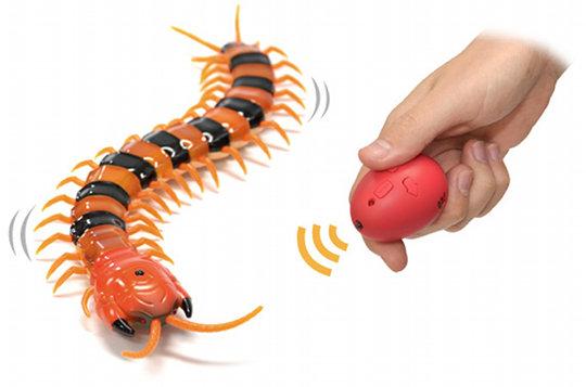 Infrared RC Centipede