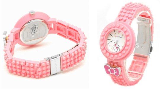 Nanoblock Hello Kitty Watch