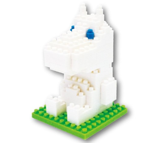 Nanoblock Moomintroll