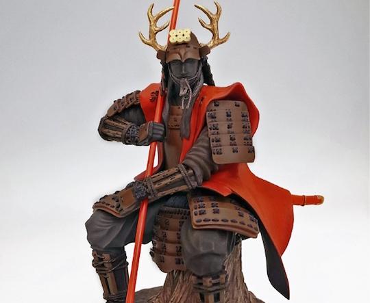 Sengoku General Sanada Yukimura Model