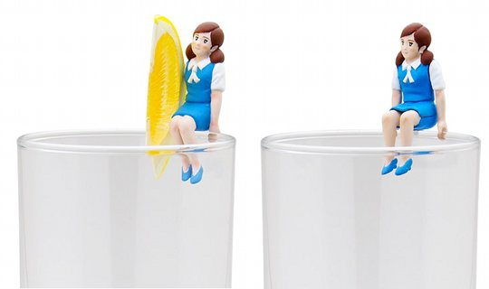Koppu no Fuchiko Capsule Toy Set