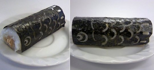 Koinobori Nori Koi Karpfen Fahne Seetang