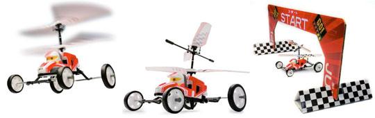 RC Jumping Kart