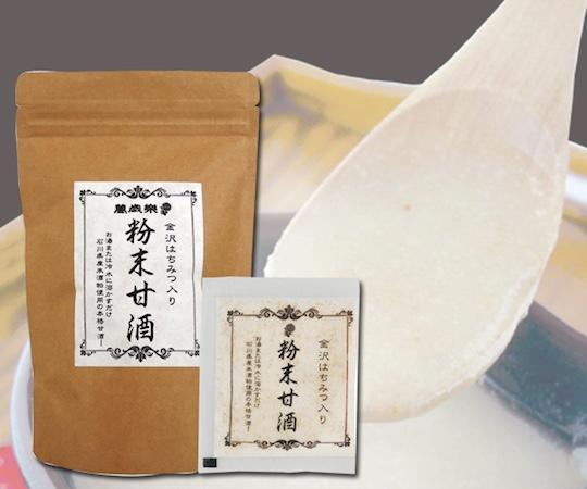 Kanazawa Honey Sake Lees Instant Amazake