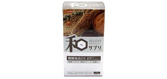 Wa Supplement fermentierte Nahrung DX