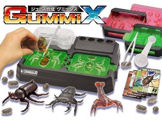 Gummix Gelee-Insekten-Macher Set