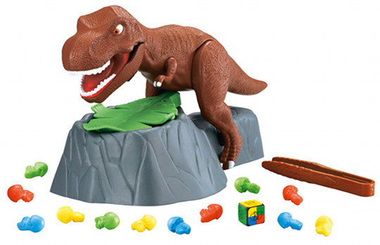 Jura Panic Angry Dinosaur Game
