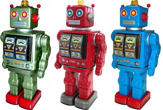 Buriki Star Strider Horikawa Robot