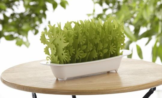 Misty Garden Second Apple Green Humidifier