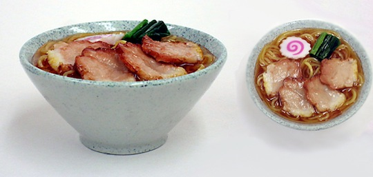 Handmade Miniature Pork Ramen