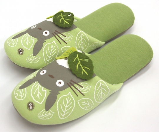 Totoro Slippers for Kids