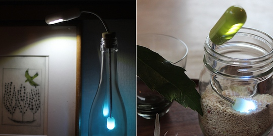 TouchLite Twistable Lamp