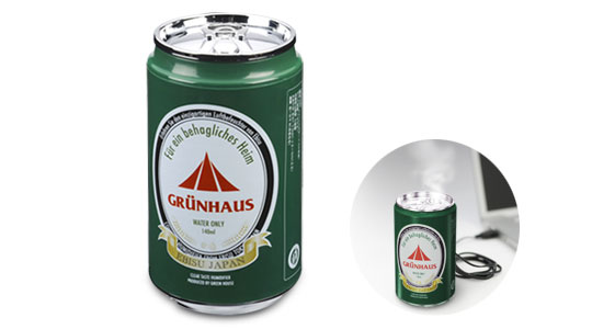 Grunhaus Beer Can USB Humidifier
