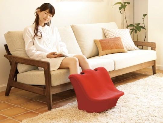 Hot Air Roomy Aroma Feet Warmer