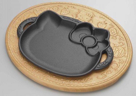 Hello Kitty Die-Cut Steak Platter