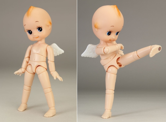 Fully Movable Obitsu Kewpie QP Doll