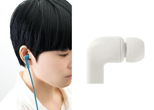 PlusMinusZero Earphones X110