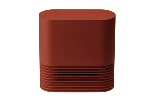 PlusMinusZero Ceramic Fan Heater