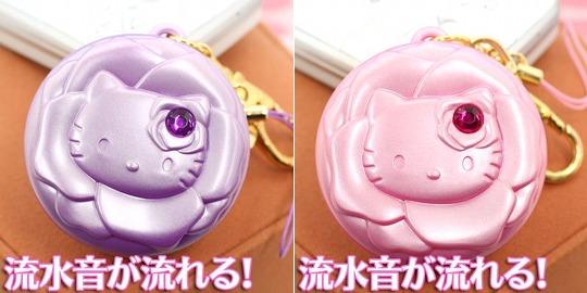 Eco Hime Hello Kitty Toilet Sound Blocker
