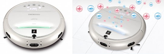 Sharp Cocorobo Vacuum Cleaner Robot