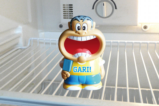 Garigari-kun Fridgeezoo Fridge Pet