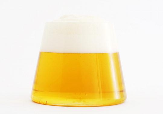Fujiyama Mount Fuji Beer Glass