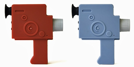 Day Tripper 8mm Camera