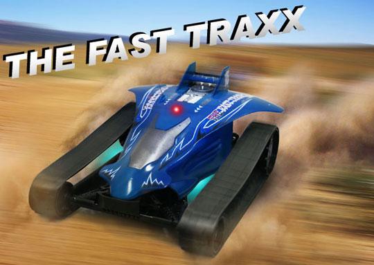 Taiyo The Fast Traxx RC Car