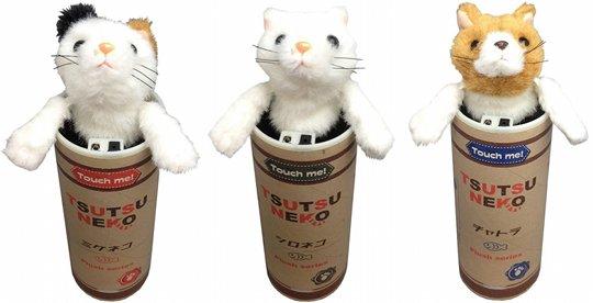 Tsutsu Neko Cat Toy