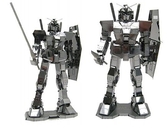Metallic Nano Puzzle Mobile Suit Gundam