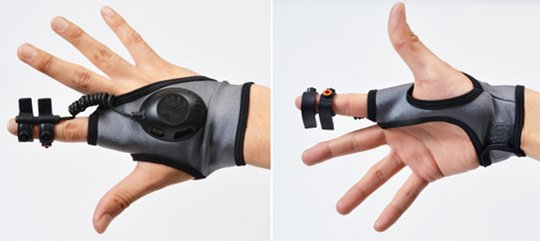 Gesture Glove Mouse