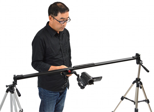 Thanko Camera Track Slider Dolly