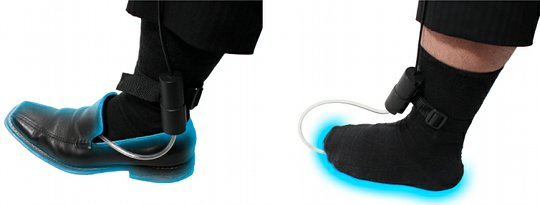 Thanko USB Shoe Foot Cooler