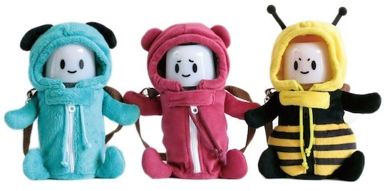 Kigurumi Mini Drink Bottle Cover