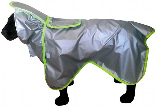 Ishiatama-kun Wanko Dog Fire Coat