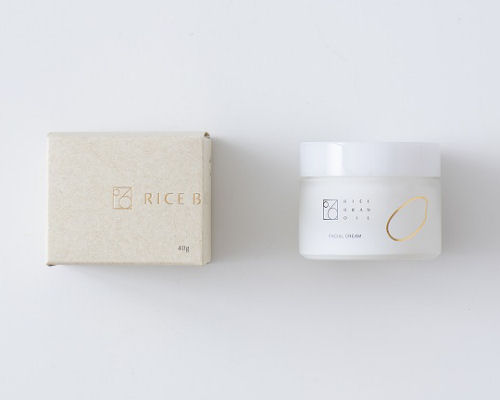 Rice Bran Facial Cream