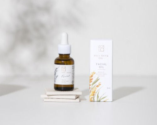 Rice Bran Facial Oil