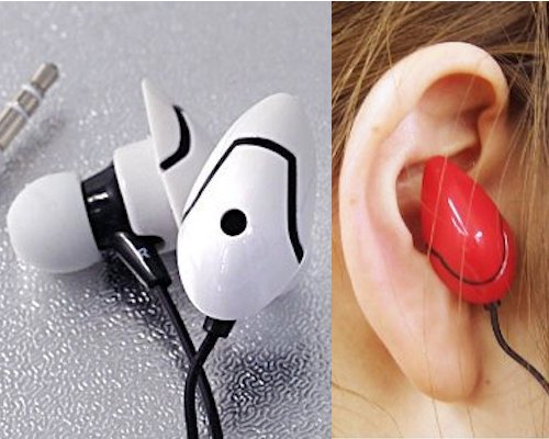 Neon Genesis Evangelion Pilot Interface Earphones
