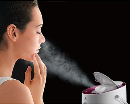 Panasonic Nano Care Night Beauty Face Steamer