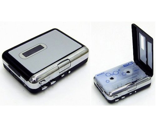 USB MP3 Converter Tape Cassette Player