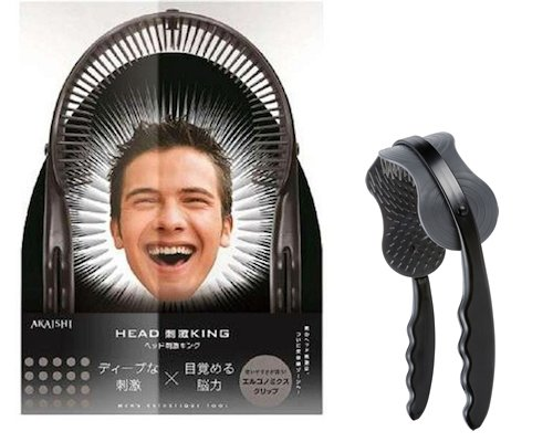Akaishi Head Massager for Men