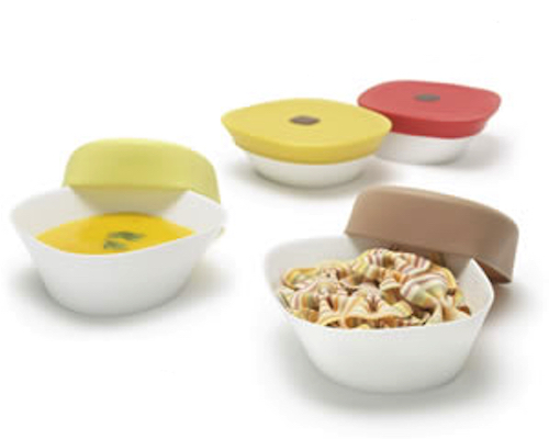 Wrap Bowl Flexible Tupperware